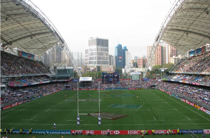 State-of-the-art Secure Tickets and Verification Technology Applied by Hong Kong Rugby Seven 2016