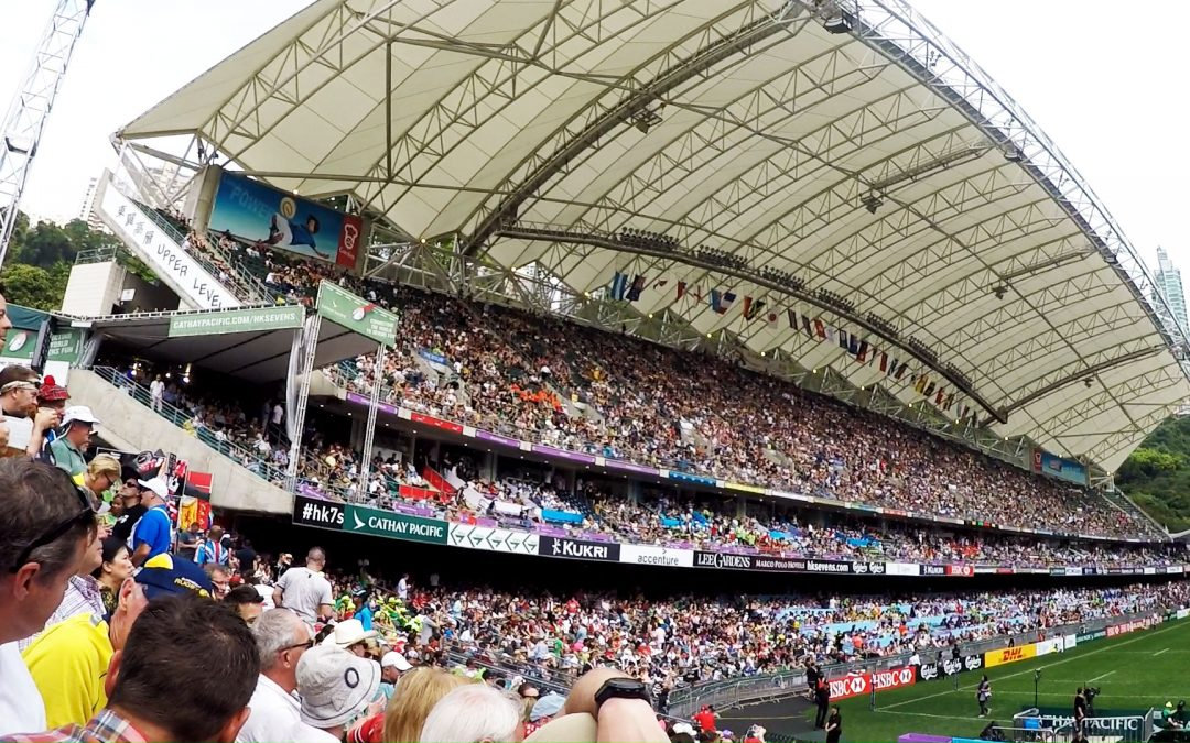Hong Kong Rugby Sevens 2017 Highlights – Effective Access Control and Ticketing Solutions for Mega Sport Event